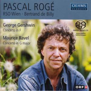 Gershwin & Ravel: Piano Concertos Product Image