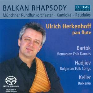 Balkan Rhapsody Product Image