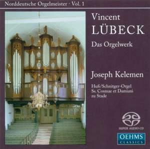 North German Organ Masters Volume 1