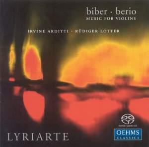 Biber & Berio - Music for Violins