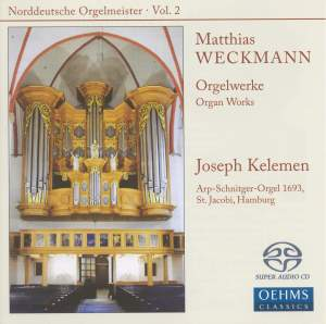 North German Organ Masters Volume 2