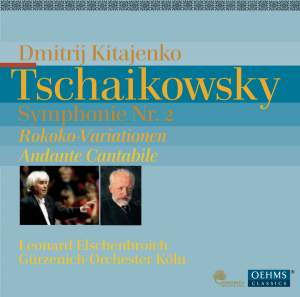 Tchaikovsky: 'Little Russian' Symphony & Rococo Variations