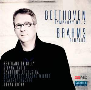 Bertrand de Billy conducts Beethoven & Brahms Product Image