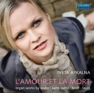 Iveta Apkalna: L'Amour et la Mort