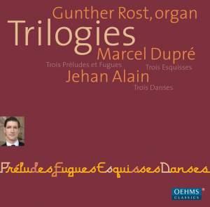 Dupré & Alain: Trilogies