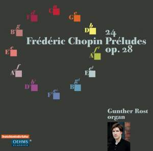 Chopin: Preludes (24), Op. 28 Product Image