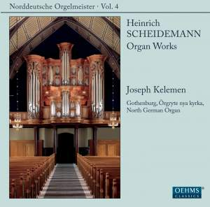 North German Organ Masters Volume 4