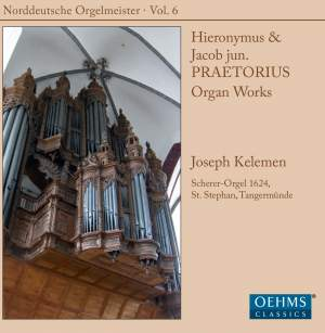 North German Organ Masters Volume 6 Product Image