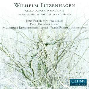 Fitzenhagen - Cello Concerto Product Image