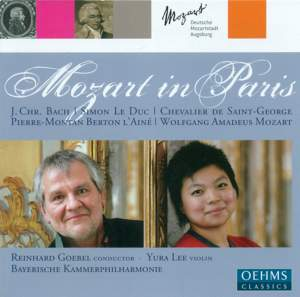 Mozart in Paris Product Image