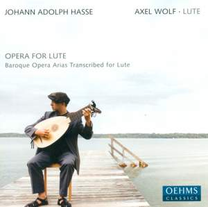 Hasse: Opera for Lute