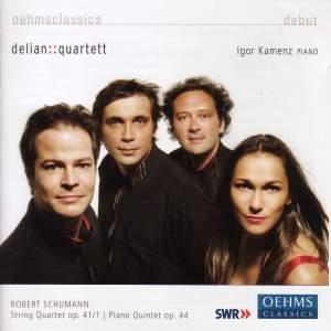 Schumann - String Quartet & Piano Quintet Product Image