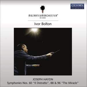 Haydn - Symphonies Nos. 60, 88 & 96 Product Image