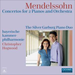 Mendelssohn - Concertos for Two Pianos and Orchestra