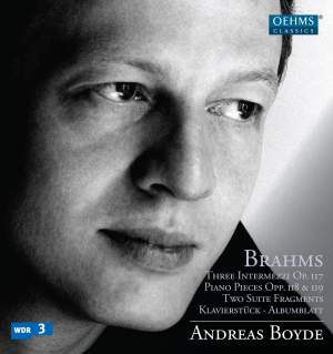 Brahms: Complete Works for Solo Piano Volume 5 Product Image