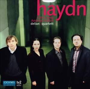 Delian Quartet play Haydn Product Image