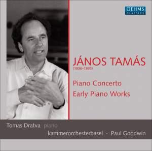 János Tamás - Piano Concerto & Early Piano Works
