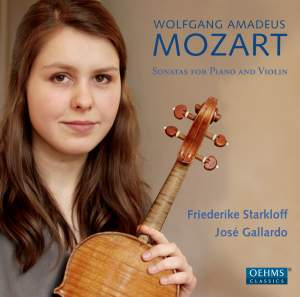 Mozart: Sonatas for Piano and Violin Product Image