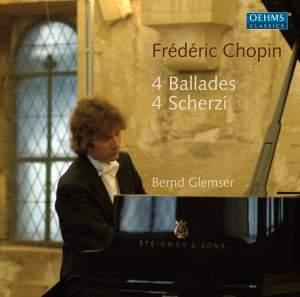 Chopin: Ballades and Scherzi