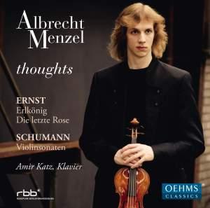thoughts: Albrecht Menzel