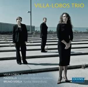 Villa-Lobos: Piano Trio No. 1