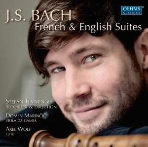 JS Bach: French & English Suites Product Image