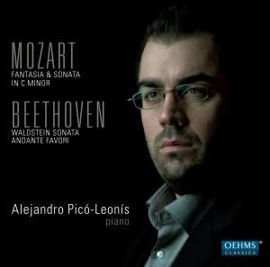 Alejandro Picó-Leonís plays Mozart & Beethoven Product Image