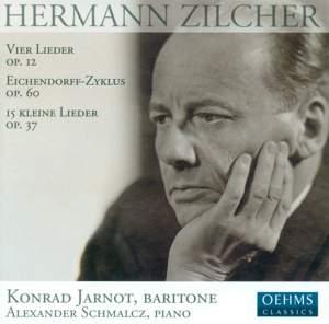 Zilcher - Lieder Product Image