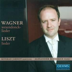 Wagner & Liszt - Lieder