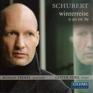 Schubert: Winterreise Product Image