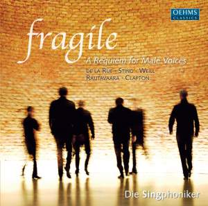 Fragile: A Requiem for Male voices