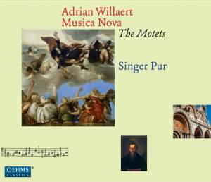 Willaert: Motets Product Image