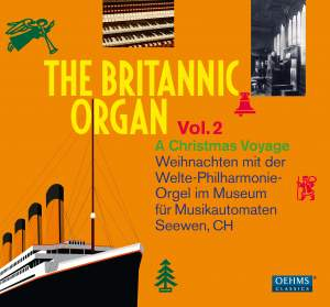 The Britannic Organ, Vol. 2: A Christmas Voyage