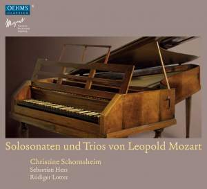 Solo Sonatas and Trios by Leopold Mozart Product Image