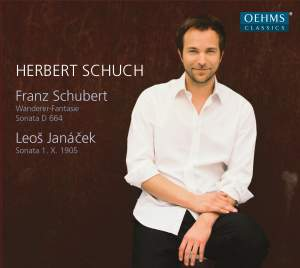 Herbert Schuch plays Schubert & Janacek Product Image