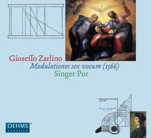 Zarlino: Modulations sex vocum Product Image