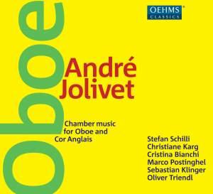 Jolivet: Chamber music for oboe and cor anglais