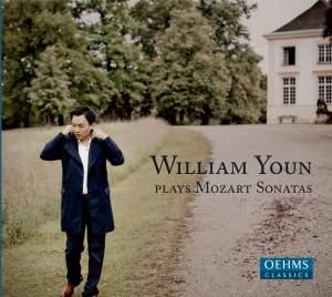 William Youn plays Mozart Sonatas 1