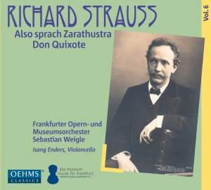 Richard Strauss: Tone Poems Volume 6