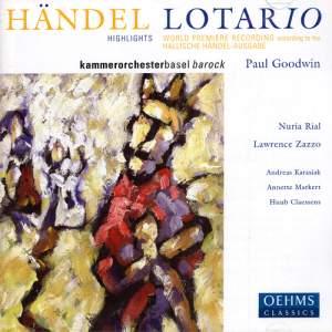 Handel: Lotario (highlights) Product Image