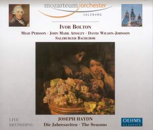 Haydn: The Seasons Product Image