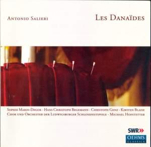 Salieri: Les Danaides Product Image