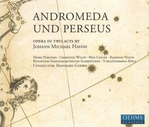 Haydn, M: Andromeda and Perseus
