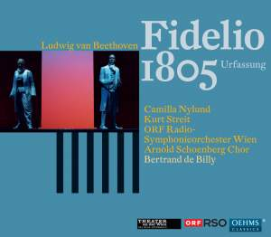 Beethoven: Fidelio, Op. 72 (original 3-act version, 1805) Product Image