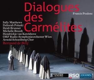 Poulenc: Dialogues des Carmélites Product Image