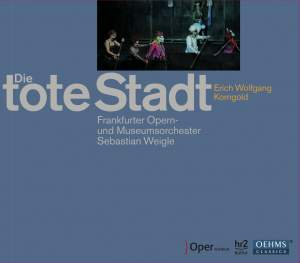 Korngold: Die Tote Stadt, Op. 12 Product Image