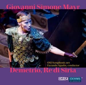 Mayr: Demetrio, Re di Siria