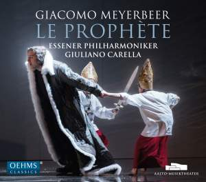 Meyerbeer: Le Prophete Product Image