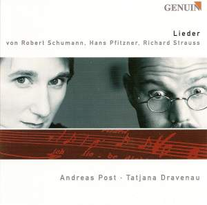 Schumann & Pfitzner - Lieder