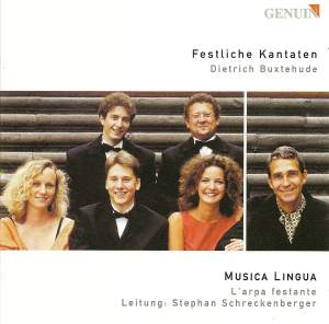 Buxtehude - Festive Cantatas